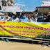 அரசுக்கு எதிராக ஜே. வி.பியினர் ஆர்ப்பாட்டம். #சம்மாந்துறை