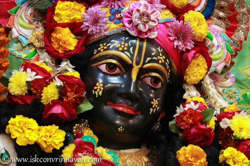 ISKCON Vrindavan Sringar Deity Darshan 20 Dec 2015 (12)