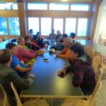 Ski-Weekend Fiescheralp 2014