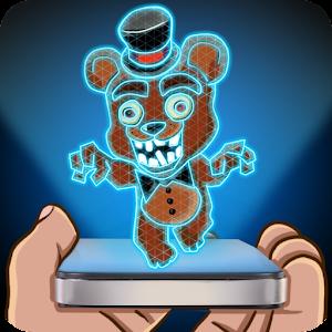 Hologram Freddy Joke for PC and MAC