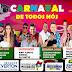 Veja a programação do Carnaval Igarapé de Todos Nós 2020
