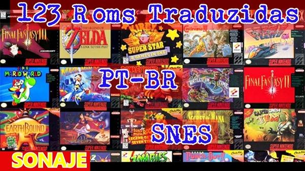 123 jogos rom traduzidas português brasileiro super nintendo