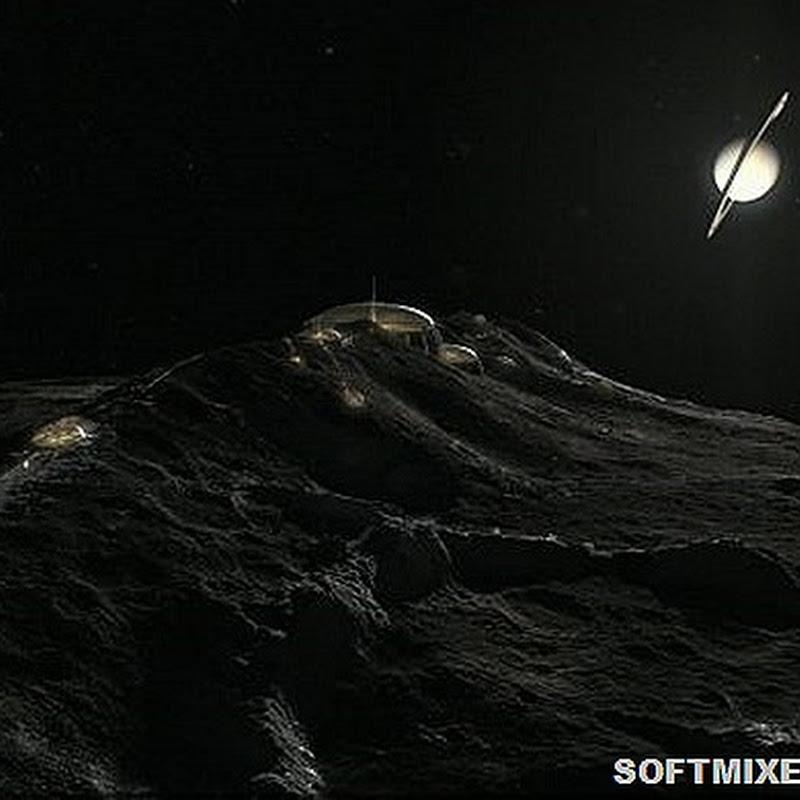 Самая странная луна Солнечной системы