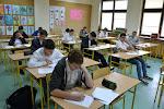 Próbny egzamin gimnazjalny z WSiP 04-06.11.2015
