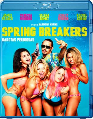 Filme Poster Spring Breakers: Garotas Perigosas BDRip XviD Dual Audio & RMVB Dublado