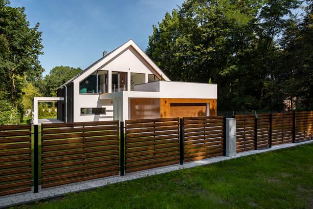 6 Model Pagar Rumah Minimalis Inspirasi Rumah Anda
