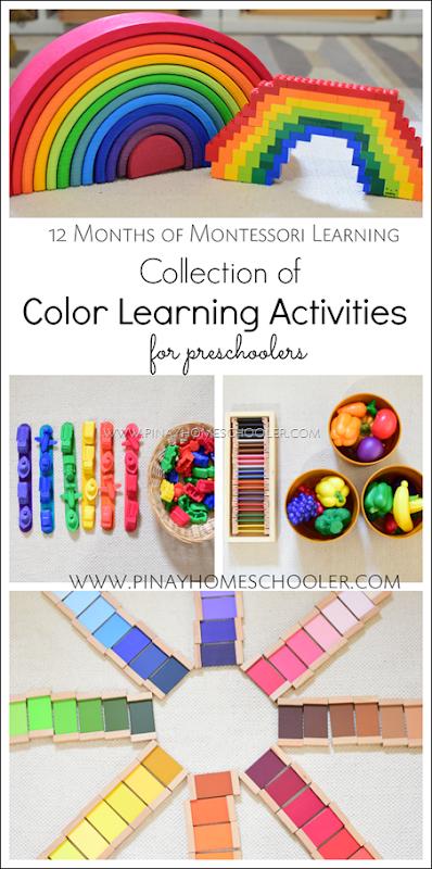 MontessoriColors