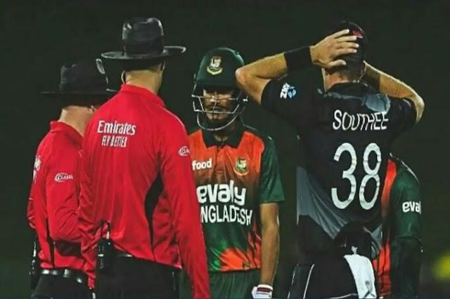 टारगेट का नहीं था पता, बल्लेबाजी के लिए उतर गया Bangladesh, मैच में गजब ड्रामा