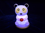 Rechargeable LED Panda Light :: Date: Sep 15, 2011, 7:58 PMNumber of Comments on Photo:0View Photo