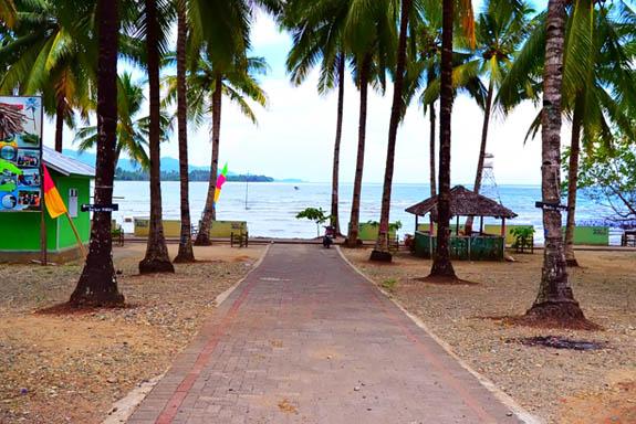 pantai modisi, Molibagu, wisata unik, 9 dan 10 tempat wisata unik, Bolsel, Bolaang Mongondow Selatan, Pinolosian, Humas Bolsel