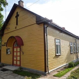 Tähe 66 kogudusehoone