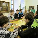 Předvánoční návštěva 8. C v muzeu