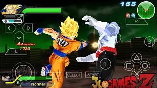 SAIU!! NOVO DRAGON BALL Z SUPER (MOD) TENKAICHI TAG TEAM STYLE BT3 + DOWNLOAD PARA ANDROID (PPSSPP)
