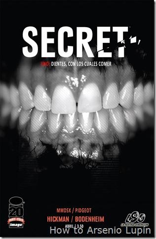 P00001 - Secret #1