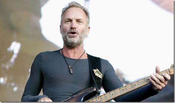 Sting en Argentina 2017 entradas y fechas programadas en Buenos Aires