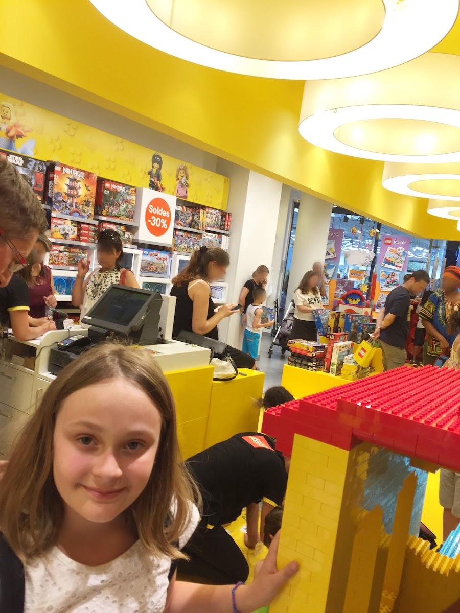 Ateliers Lego