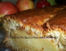 Recette du Cake aux pommes