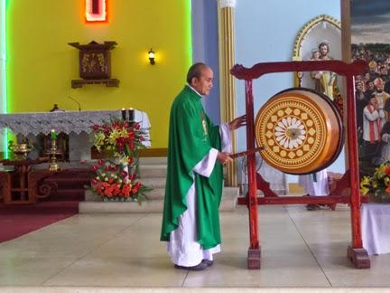 Giáo xứ Phước An khai mạc năm học Giáo lý 2014-2015