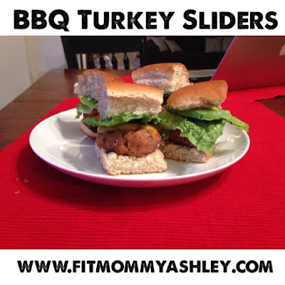 bbq, turkey, burgers, sliders, appetizers, easy dinner, healthy, flaxseed, clean eating, recipes, super bowl sunday