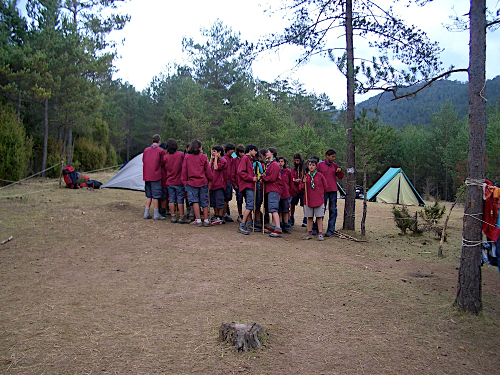 Campaments amb Lola Anglada 2005 - CIMG0402.JPG