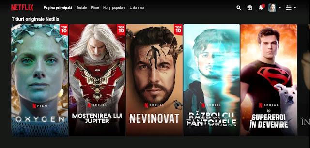 Ce-am mai văzut pe Netflix