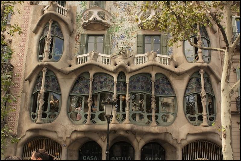 Casa Batlló - Gaudi