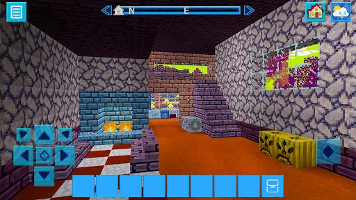 AlienCraft 3D Survive & Craft: Block Build Edition 2.3.3 APK MOD screenshots 2