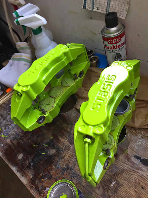 Brakes Diy Alcon Caliper Rebuild Rotor Resurfacing