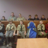 Law Merit Badge - Court Visit