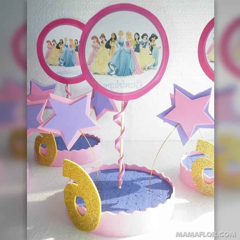 centro-de-mesa-princesas-disney-gratis - 22