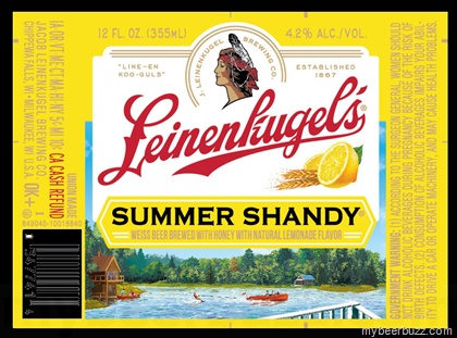Leinenkugels Summer Shandy Cake