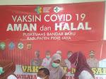 600 Guru di Pijay Jalani Vaksin Pertama