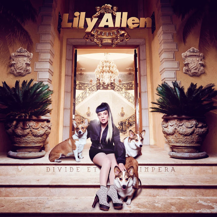 Lilly Allen - Sheezus - album cover