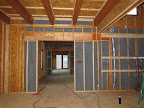Denim: dining room through exercise room, to master BR.