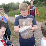 Scout Walk - Country Park July 2015