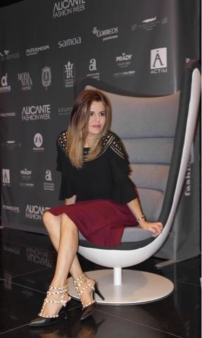 Visita a la I Edición de la Alicante Fashion Week. #AFW