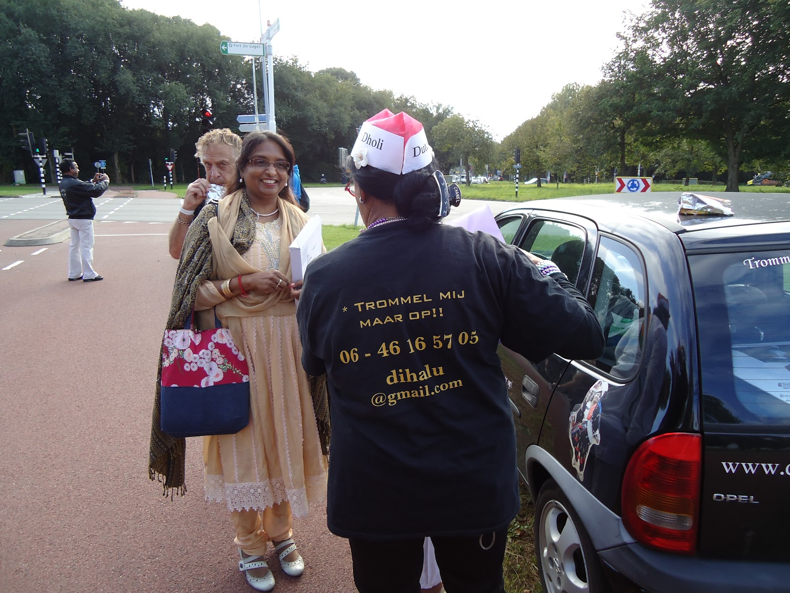 Gandhi Walk 2014