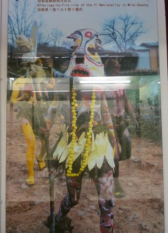 CHINE.YUNNAN.KUN MING Temple, jardin horticole,Musée des minorites - P1270419.JPG