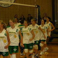 2007 C Team Volleyball