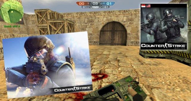 تحميل لعبة كونتر سترايك أونلاين Counter Strike Online