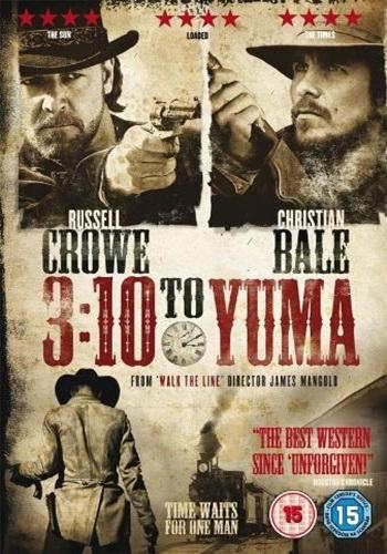 3:10 To Yuma [2007] [DVD5] [Latino]