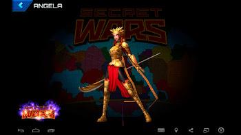 Angela - Guerras Secretas: 1602 Angela Caçadora de Bruxas