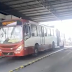 Ônibus voltam a circular com 30% da frota nesta segunda em Manaus