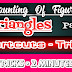 Counting Of Figures - Triangles   🔸Part-2▪️2 Second Tricks-2 Minutes Video ▪️ப.சக்திவேல் ஆசிரியர்