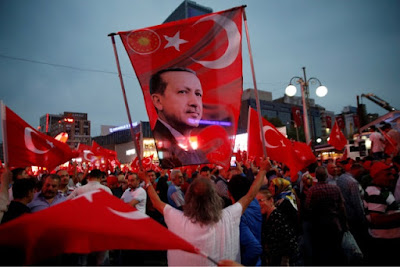 Turkey suspends its Human Rights