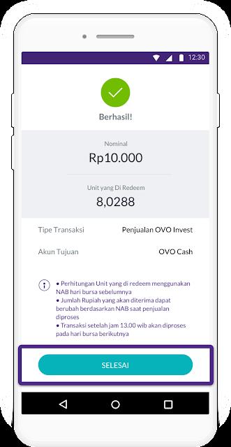 Investasi traveling dengan OVO Invest 8