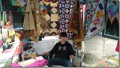craft show quilt