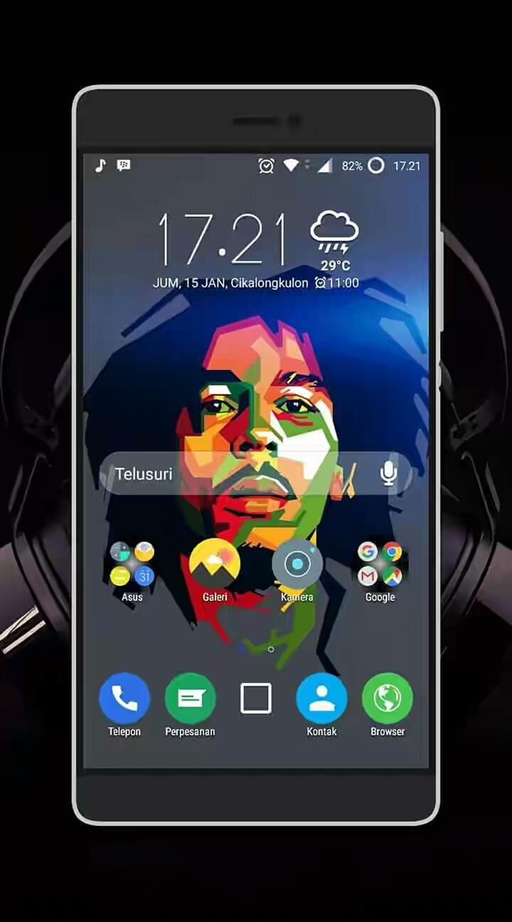 Google themes rasta - Theme Rasta Color New For Asus Zenfone
