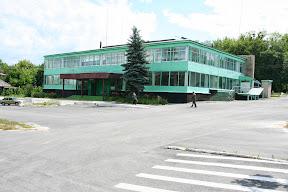 Restoran i trgovina u Černobilu