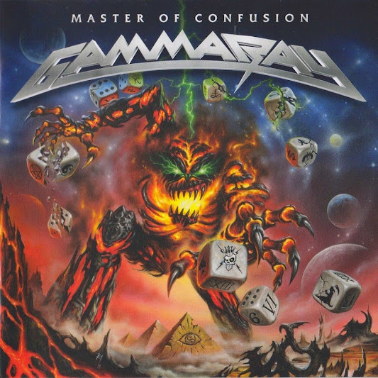 gamma ray discography 320kbps